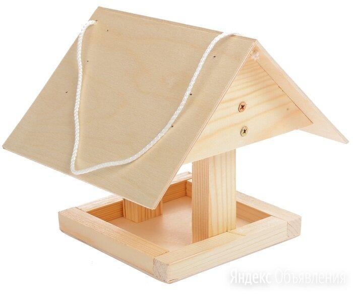 Кормушка для птиц Избушка по цене 400₽ - Игрушки и декор , фото 0