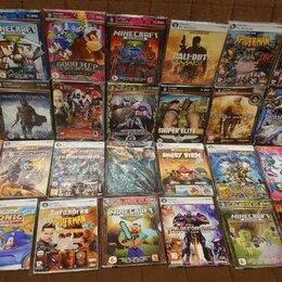 Игры для приставок и ПК - Игры для PC. 36 DVD., 0