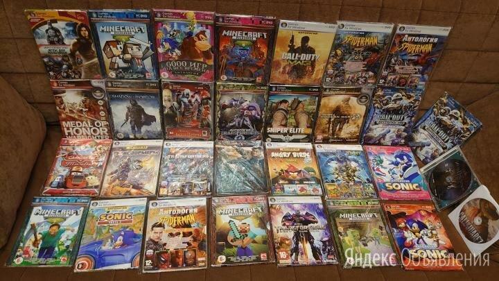 Игры для PC. 36 DVD. по цене 1300₽ - Игры для приставок и ПК, фото 0