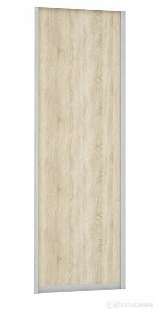 Дверь ЛДСП 80 Дуб Сонома  Н240 по цене 5730₽ - Шкафы, стенки, гарнитуры, фото 0