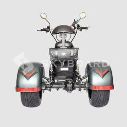 Мототехника и электровелосипеды - Электроскутер Citycoco SKYBOARD Trike Chooper 2000, 0