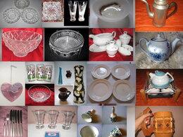 Сервизы и наборы - Много красивой сервантной посуды. Список внутри.…, 0
