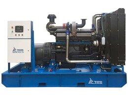 Электрогенераторы - Дизельный генератор 200 кВт ТСС АД-200С-Т400-1РМ16, 0