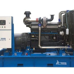 Электрогенераторы и станции - Дизельный генератор 200 кВт ТСС АД-200С-Т400-1РМ16, 0