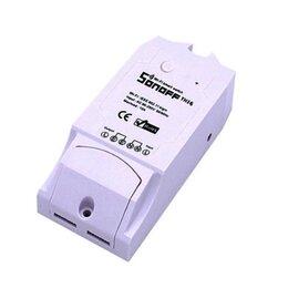 Системы Умный дом - Wi-Fi реле Sonoff TH16, 0