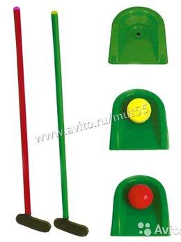 Игры для приставок и ПК - Игра Мини-гольф, 0