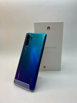 Мобильные телефоны - Huawei P30 Pro 8/256GB Синий Не был в использовани, 0