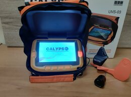 Эхолоты и комплектующие -  Подводная камера Calypso UVS-03 Plus, новая, 0