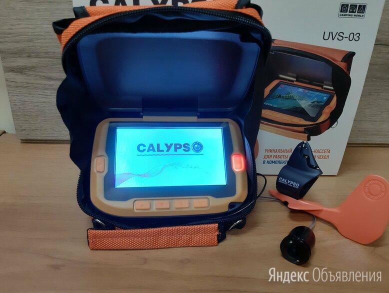 Подводная камера Calypso UVS-03 Plus, новая по цене 12899₽ - Эхолоты и комплектующие, фото 0