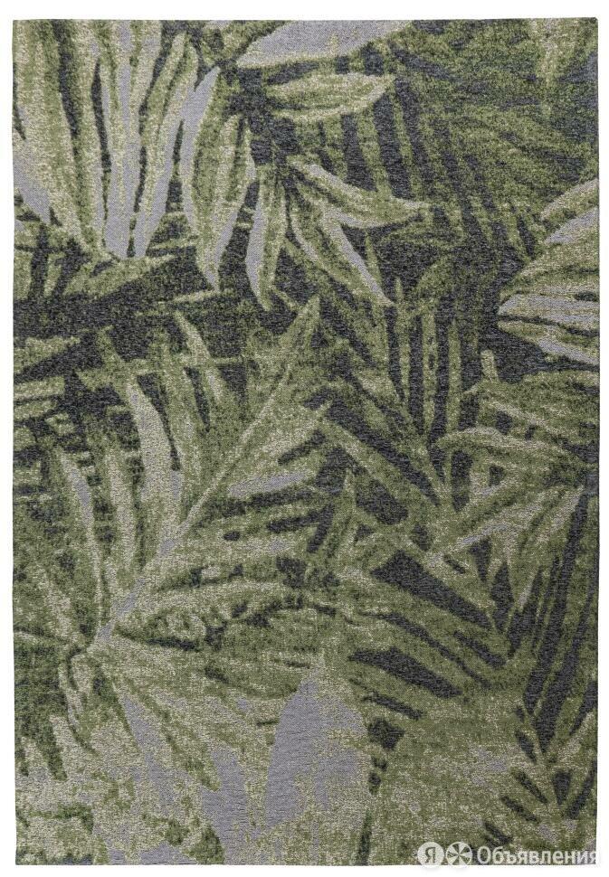 Дизайнерский ковер зеленый 160х230 см Pacino по цене 31940₽ - Ковры и ковровые дорожки, фото 0