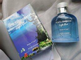 Парфюмерия - D&G Light Blue Pour Homme Beauty of Capri , 0