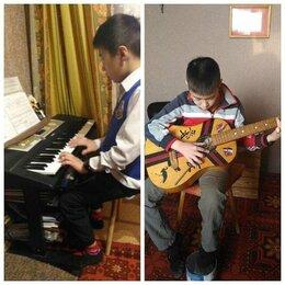 Музыкальные CD и аудиокассеты - Обучение пению и игре на гитаре и синтезаторе, 0