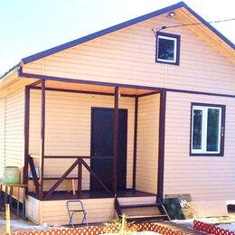 Готовые строения - Дачный дом 6 м х 6 м из 3 комнат., 0