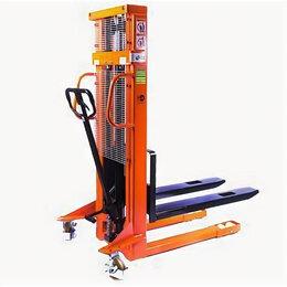 Грузоподъемное оборудование - Штабелер гидравлический ручной TOR SDJ1000,…, 0