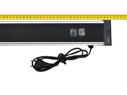 Оборудование для аквариумов и террариумов - LED светильник для аквариума 60 см светодиодный, 0