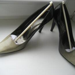 Туфли - Туфли модельные новые натуральная кожа 35р, 0
