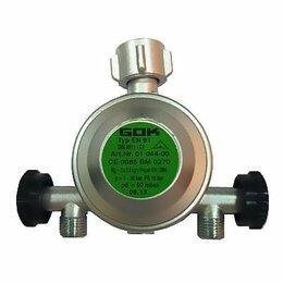 Элементы систем отопления - Редуктор GOK PS 16 бар KLF на 2 потребителя 1…, 0