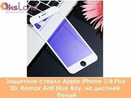Защитные пленки и стекла - Защитное стекло Apple iPhone 7/8 Plus 3D, Remax…, 0