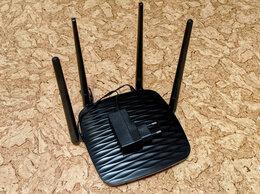 Оборудование Wi-Fi и Bluetooth - Tenda AC5 умный двухдиапазонный Wi-Fi роутер, 0