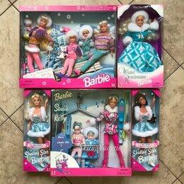 Куклы и пупсы - Новогодние наборы и куклы Барби 90х, Mattel, 0