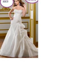 Платья - Продажа. Новое Свадебное платье, р.52, 0