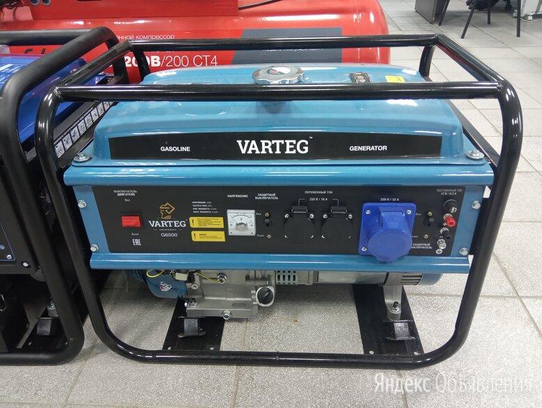 бензиновая электростанция по цене 39000₽ - Электрогенераторы, фото 0