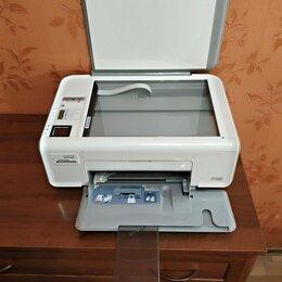 Принтеры и МФУ - Мфу HP Photosmart C4283(принтер,сканер,копир), 0
