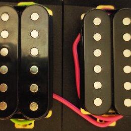 Электрогитары и бас-гитары - Звукосниматели хамбакеры от гитары Ibanez GRX20, 0