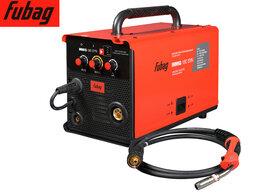 Сварочные аппараты - Сварочный полуавтомат Fubag IRMIG 180 SYN 31446.1, 0