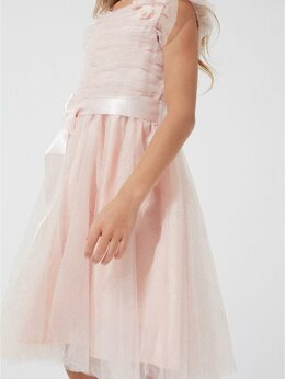 Платья и сарафаны - Нарядное платье для девочки, 146, Zarina, 0
