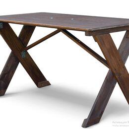 Столы - Стол для дачи складной, 0