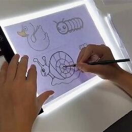 Письменные и чертежные принадлежности - Копирка светодиодная А4, 0