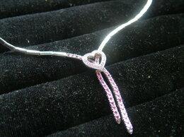Колье - Feraud Ожерелье ЗОЛОТО 750 Бриллианты Сапфиры.…, 0