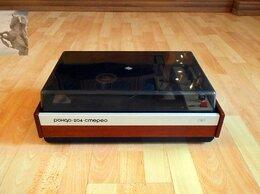 Проигрыватели виниловых дисков - Проигрыватель Рондо 204 стерео с новой головкой…, 0