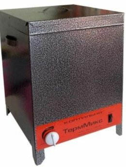 Грили, мангалы, коптильни - Электрическая коптильня двухуровневая ТермМикс, 0