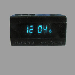 Часы настольные и каминные - ЧАСЫ  ЭЛЕКТРОННЫЕ  ЛАСПИ   ЧЭ-01  КОНЕЦ   СССР, 0
