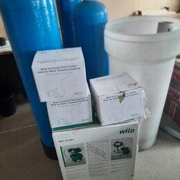 Фильтры для воды и комплектующие - Станция умягчения Аквафлоу, 0