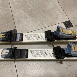 Аксессуары и комплектующие - Крепления Marker M35 б/у и лыжи FISCHER, 0