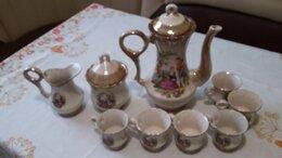 Сервизы и наборы - сервиз мадонна чайно-кофейный 2 в 1-м, 0