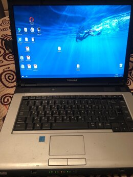 Ноутбуки - Ноутбук Toshiba Satellite L300, 0