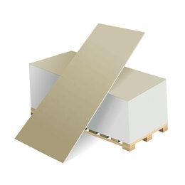 Гипсокартон и комплектующие - Гипсокартон МАГМА листы 2,5х1,2х12,5  (3 м2), 0