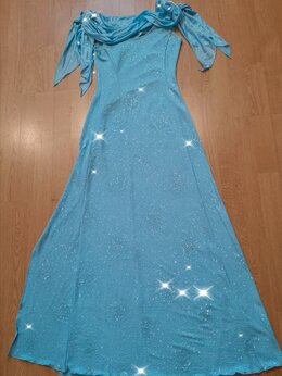 Платья - Вечернее платье длинное , 0