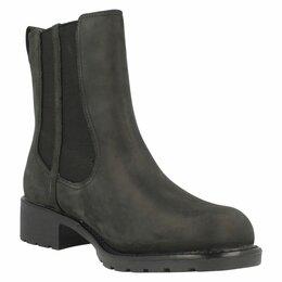 Полусапоги - Полусапожки Clarks Orinoco Club Black Leather 42, 0