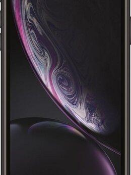 Мобильные телефоны - Смартфон Apple iPhone Xr 128GB Black, 0