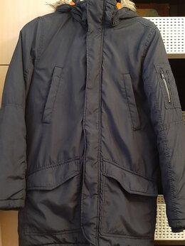 Куртки и пуховики - Куртка-парка h&m, 0