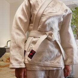 Спортивные костюмы и форма - Облегчённое кимоно на подростка р.152, 0
