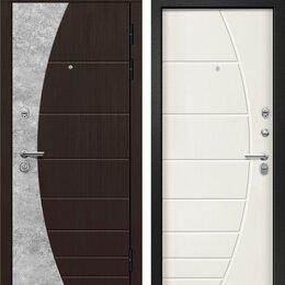 Входные двери - Дверь для металлическая МДФ/МДФ, 0
