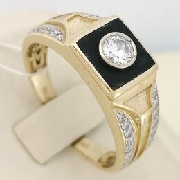 Кольца и перстни - перстень / размер 21 / 8,37г / золото 585 /…, 0