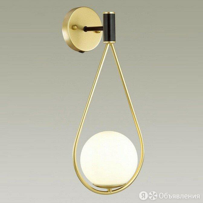 Бра Odeon Light Flari 4810/1W по цене 5240₽ - Настольные лампы и светильники, фото 0