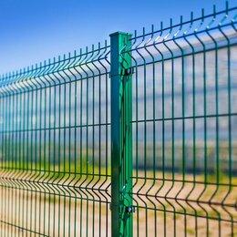 Дизайн, изготовление и реставрация товаров - 3D Забор оцинкованный, 0